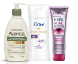 Over $55 Worth of Personal Care Coupons Available to Print Now!