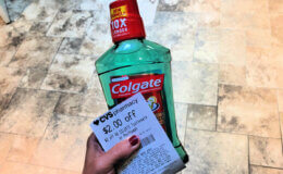 Up to 2 FREE Colgate Total or Optic White Mouthwashes at CVS! {Starting 9/15}