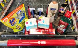 Nanci's CVS Shopping Trip - $1.80  {96% Savings!}