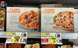 Lean Cuisine Favorites Frozen Entrees Just $1.29  at ShopRite!