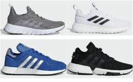adidas: B1G2 50% Off Shoes, Apparel, & More!