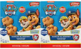 Save $1 on PAW Patrol Mini Muffins - $1.98 at Walmart!