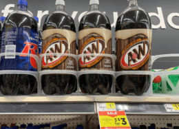 A&W 2 Liters Just $0.09 at Dollar General!
