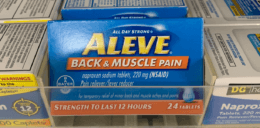 Aleve Back & Muscle Just $0.75 at Dollar General!