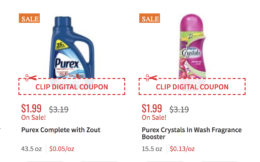 Over $129 in New ShopRite eCoupons - Save on Dixie, Herr's, Purex  & More