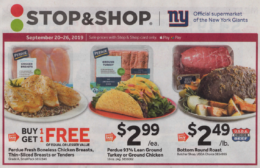 Stop & Shop Preview Ad for 9/20 Is Here!