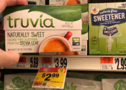 Stop & Shop Gas Rewards: Over $3 Money Maker on Truvia and Colgate and a 10x Gift Card Offer {9/20}