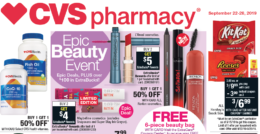Insider Preview of the Best Deals at CVS starting 9/22