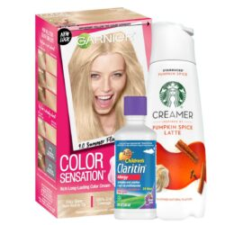 Today's Top New Coupons - Save on Starbucks, Claritin, Garnier & More