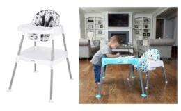 Evenflo 4-in-1 Eat & Grow Convertible High Chair $35 (reg $59.12) at Walmart