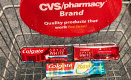 Up to 2 FREE Colgate Total or Optic White Toothpastes at CVS!