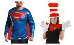 Up to 90% off Halloween Costumes & Accessories at Zulily!