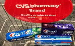 FREE Crest Pro-Health, 3D White or Complete Toothpaste at CVS! {Starting 9/22}