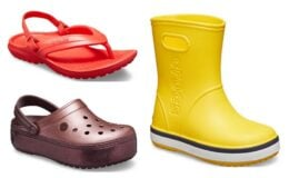 Hot Crocs Sale: Kids Flip $7.99 (reg.$19.99) + 20% off New Fall Faves