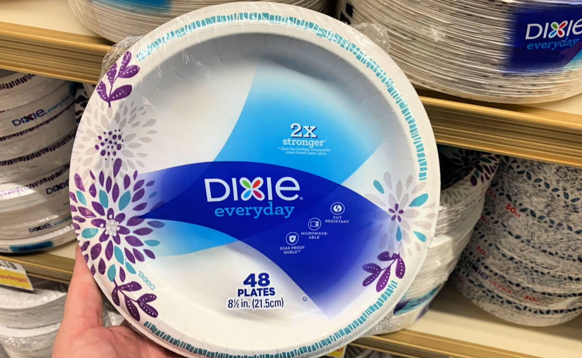 Dixie Everyday Paper Plates Just $0.69 At ShopRite! {9/15
