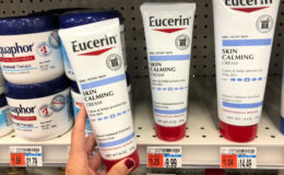 Money Maker + Up to 2 FREE Eucerin Skin Calming Creams at CVS!