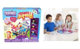 46% Off Fingerlings Jungle Gym Fingerlings Board Game at Amazon