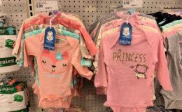 Gerber Onesies Just $1.40 Per Outfit at Target!