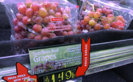 Red Seedless Grapes Just $0.99 per pound at ShopRite!