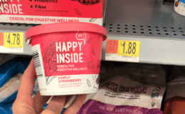 Better Than FREE  Kellogg's Happy Inside Breakfast Cereal Cup at Walmart! {Ibotta Rebate}