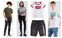 Huge Sale at Levi's: Extra 30% off Code + Free Shipping