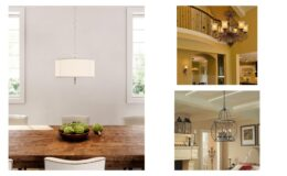Home Depot: Up to 30% Off Select Chandeliers - Waterton 3-Light Chrome Large Pendant $97.30 (reg $139)