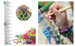 Altatac Rubber Band Bracelet Looming and Jewelry Crafting Set, Multiple Colors Only $9 + Free Shipping (reg $15)