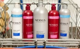 Save $5 on Nexxus Hair Care - Shampoo as Low as $3.49 at Walgreens!