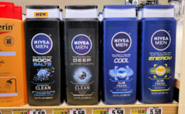 Nivea Men's Body Wash as Low as Just  $0.30 at ShopRite! {Ibotta Rebate}