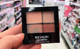 Revlon Eye Shadow Quads Only $0.49 at Walgreens!