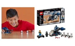 Hot! 40% off LEGO Star Wars Imperial Dropship – 20th Anniversary Edition 75262 Building Kit