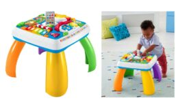 Fisher-Price Laugh & Learn Around the Town Learning Table $19.91 (Reg. $39.82)
