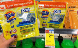 Tide Simply Pods Only $0.94 at CVS! {Starting 9/15}
