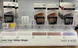 $0.76 Wet N Wild Eyeliner & Eye Shadows at Target!