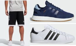 BOGO 50% off adidas + Free Shipping! adidas Pro Bounce Shorts Men's $9.75 Each (Reg $30)