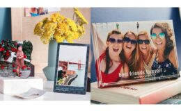 5x7 Easel Back Canvas or 5x5 or 5x7 Desktop Plaques $7 Shipped at Shutterfly