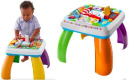 Fisher-Price Laugh and Learn Around the Town Learning Table $18.79 (Reg. $39.99)