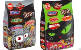 Mars XXL Halloween Candy 400-Count Bag just $15.94 at Target