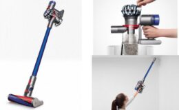Dyson V7 Fluffy Vacuum Cleaner w/ Extra Tool Kit $199.99 (Reg. $329.99)