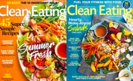 Clean Eating Magazine For Just $7.99 per Year!