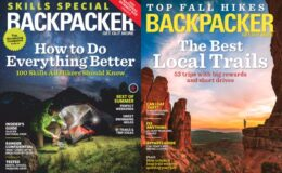 Backpacker Magazine Deal $4.99/Year