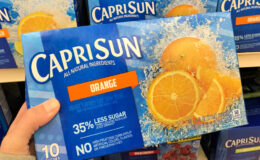 Capri Sun Juice Pouches 10pk Just $0.49 at Acme! (J4U Digital)