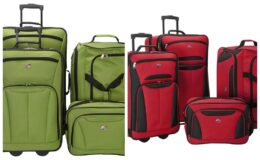 American Tourister 4 Piece Luggage Set just $69.99 + Free Shipping (reg $139.99)