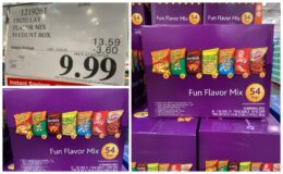 Costco:  Hot Deal on Frito Lay Variety Pack - $0.20 per bag!