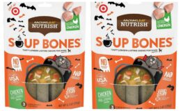 Rachael Ray Nutrish Halloween Beef Soup Bones as Low as $0.13 at Target!