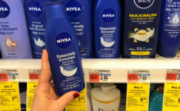 Money Maker + Up to 2 FREE Nivea Body Lotions at CVS!