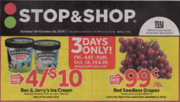 Stop & Shop Preview Ad for 10/18 Is Here!