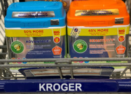 Kroger Shoppers, Save up to $6 on Comforts Infant Forumla