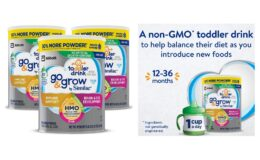Stock Up Baby Deal! 35% Off Similac Go & Grow by Similac Non-GMO Toddler Milk-Based Drink