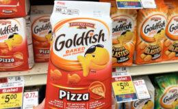 Pepperidge Farm Goldfish Just $1.25 at Acme!